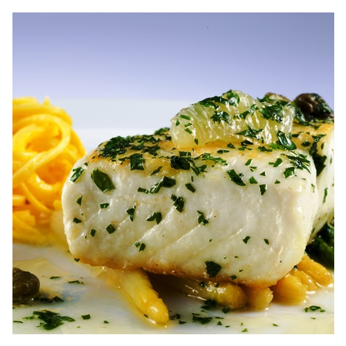 Fresh Wild Halibut x 1kg