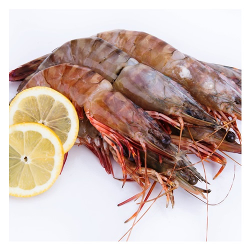 Whole Tiger Prawns x 1kg