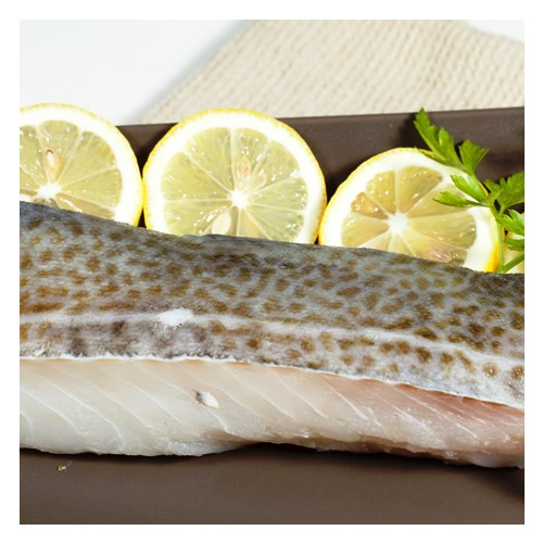 Fresh Wild Cod fillets x 1kg
