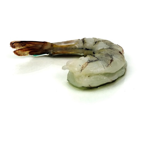 Raw Peeled Tiger Prawns x 1kg