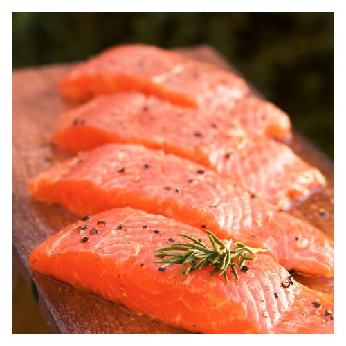 Fresh Scottish Salmon Fillet x 1kg